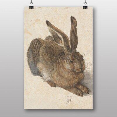 Big Box Art 'The Hare' by Albrecht Durer Photographic Print