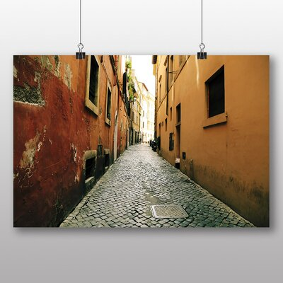 Big Box Art 'Alley Through the Houses' Photographic Print