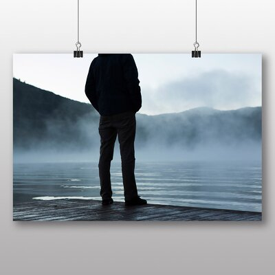 Big Box Art 'Alone in the Fog' Photographic Print