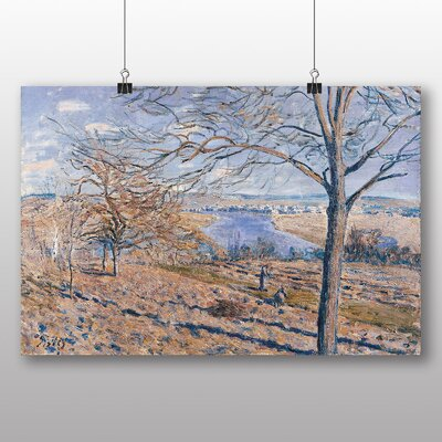 Big Box Art 'Autumn Effect' by Alfred Sisley Art Print