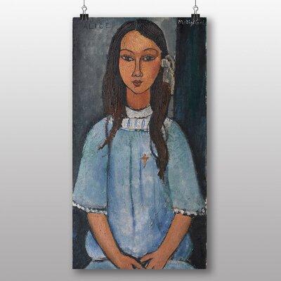 Big Box Art 'Alice' by Amedeo Modigliani Art Print