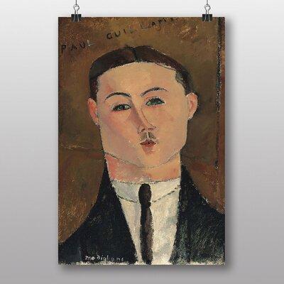 Big Box Art Portrait No.1 by Amedeo Modigliani Art Print