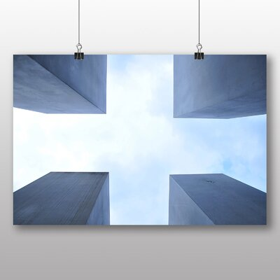Big Box Art Architecture No.4 Photographic Print