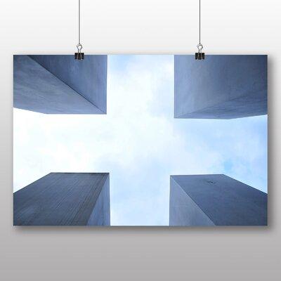 Big Box Art Architecture No.4 Photographic Print on Canvas