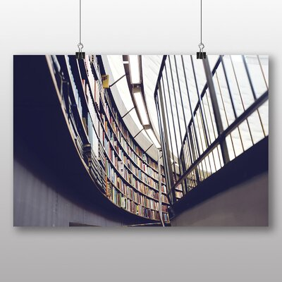 Big Box Art 'Architecture Books' Photographic Print