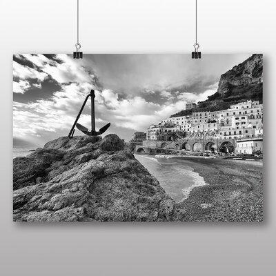 Big Box Art Amalfi Coast Italy Photographic Print
