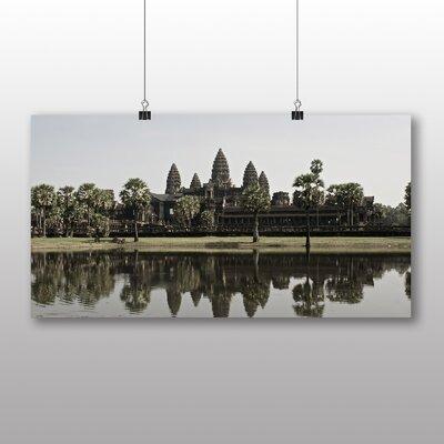 Big Box Art Angkor Wat Temple Cambodia Photographic Print