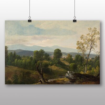 Big Box Art 'A View of the Valley' by Asher Brown Durand Art Print