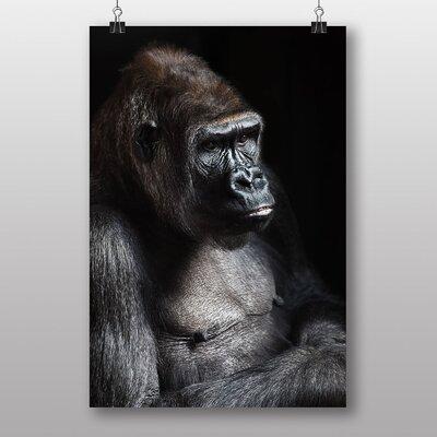 Big Box Art Ape Gorilla Photographic Print