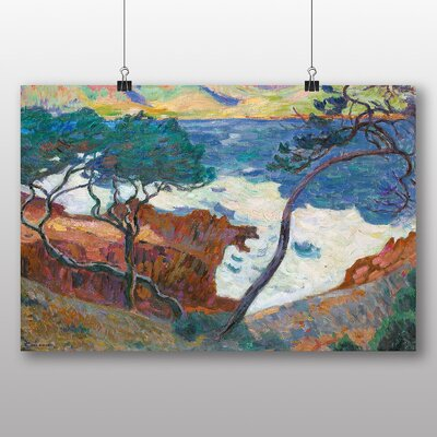 Big Box Art 'Landscape' by Armand Guillaumin Art Print