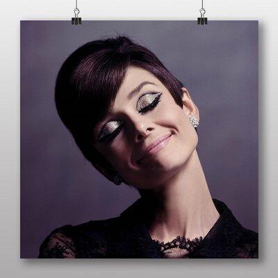 Big Box Art Audrey Hepburn No.4 Photographic Print