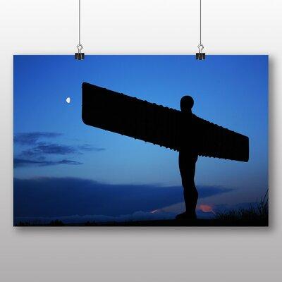 Big Box Art Angel of The North Newcastle No.2 Photographic Print