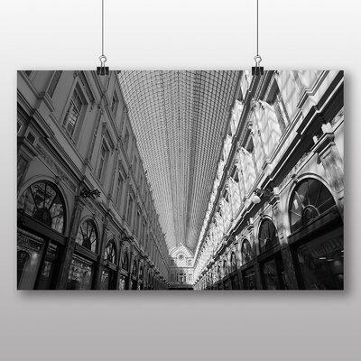 Big Box Art 'Architecture Black and White No.2' Photographic Print