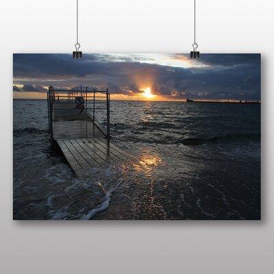 Big Box Art Baltic Sea Coast Poland Photographic Print