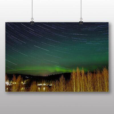 Big Box Art Aurora Borealis the Northern Lights No.18 Photographic Print
