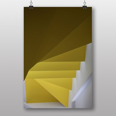 Big Box Art 'Architecture Stairs' Photographic Print