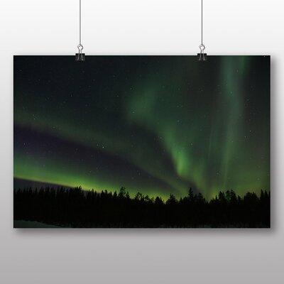 Big Box Art Aurora Borealis the Northern Lights No.14 Photographic Print