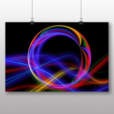 Big Box Art Ball Abstract Graphic Art