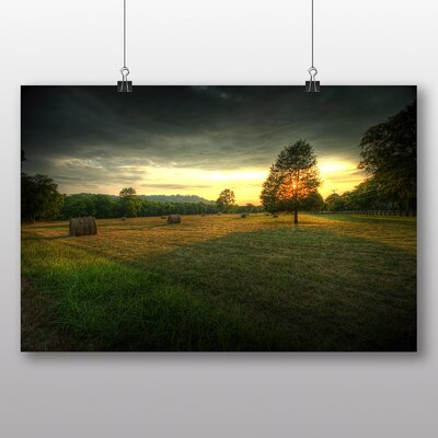 Big Box Art 'As the Sun Goes Down No.2' Photographic Print