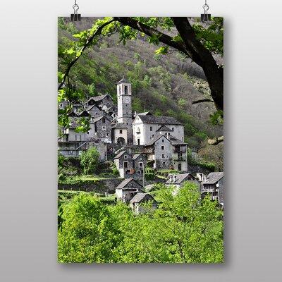Big Box Art Bergdorf Switzerland Photographic Print
