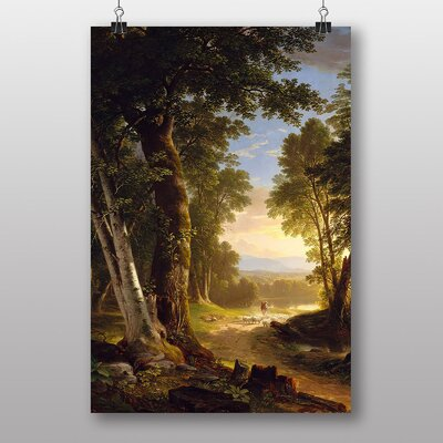 Big Box Art The Beeches by Asher Brown Durand Art Print