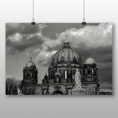 Big Box Art Berlin Dom Cathedral Germany No.3 Photographic Print on Canvas