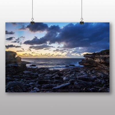 Big Box Art Australia Landscape Little Bay Sydney No.1 Photographic Print