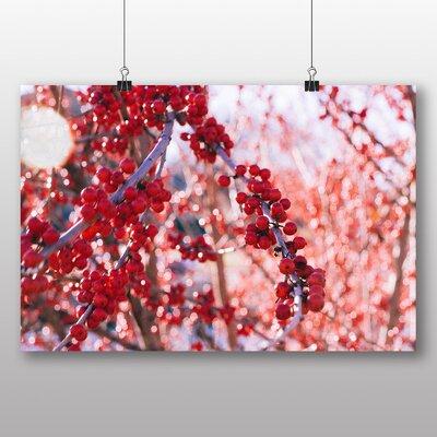 Big Box Art 'Berries on the Branch' Photographic Print