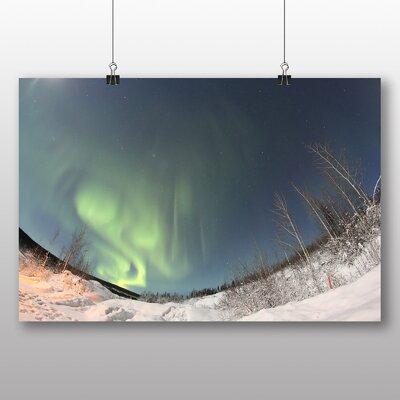 Big Box Art Aurora Borealis the Northern Lights No.4 Photographic Print