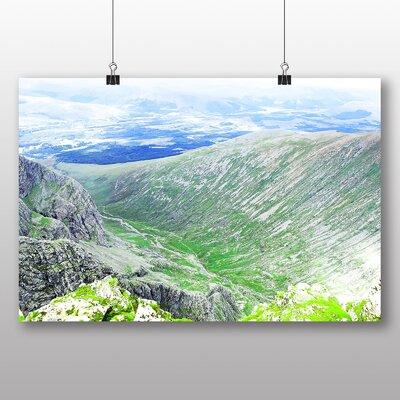 Big Box Art Ben Nevis Mountain Photographic Print