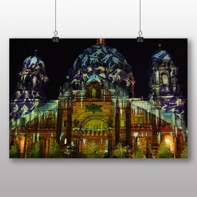 Big Box Art Berlin Dom Cathedral Germany Photographic Print Wrapped on Canvas