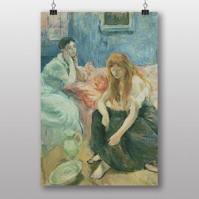 "Big Box Art ""Two Girls"" by Berthe Morisot Art Print"