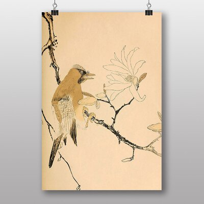 Big Box Art Bird Japanese Oriental Art Art Print