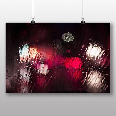 Big Box Art 'Blurred Lights Through the Window No.2' Photographic Print