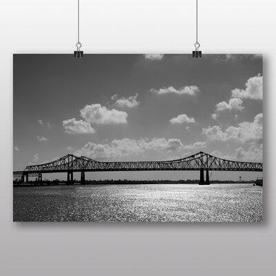 Big Box Art 'Bridge Across the Water' Photographic Print