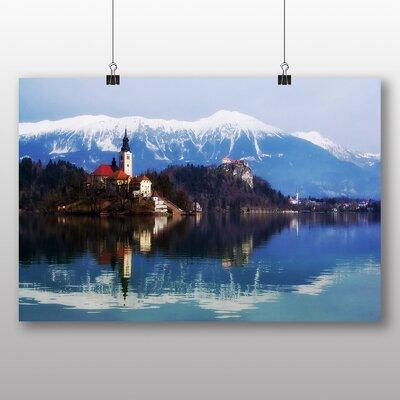 Big Box Art Blejski Oto Slovenia Photographic Print