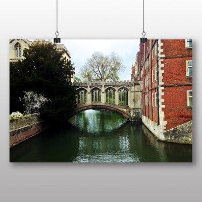 Big Box Art Bridge Cambridge Photographic Print