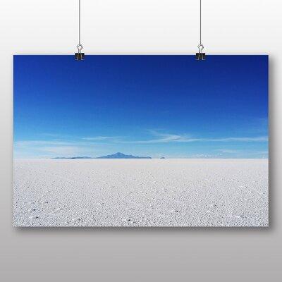 Big Box Art Bolivia Salt Desert Photographic Print