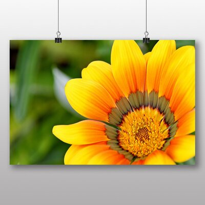 Big Box Art 'Bright Yellow Flower' Photographic Print