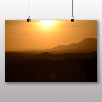 Big Box Art Afghanistan Photographic Print Wrapped on Canvas