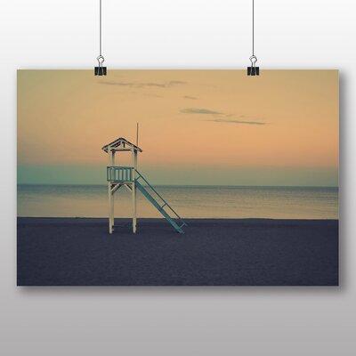 Big Box Art Beach Landscape Photographic Print