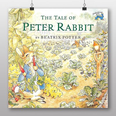 Big Box Art The Tale of Peter Rabbit' by Beatrix Potter Vintage Advertisement