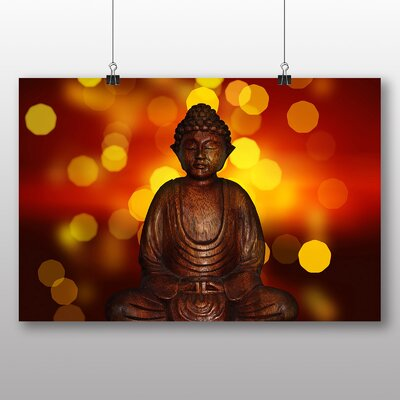 Big Box Art Buddha No.1 Photographic Print on Canvas