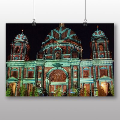 Big Box Art Berlin Dom Cathedral Germany No.4 Photographic Print
