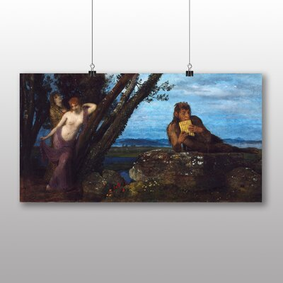 Big Box Art 'Spring Evening' by Arnold Bocklin Art Print
