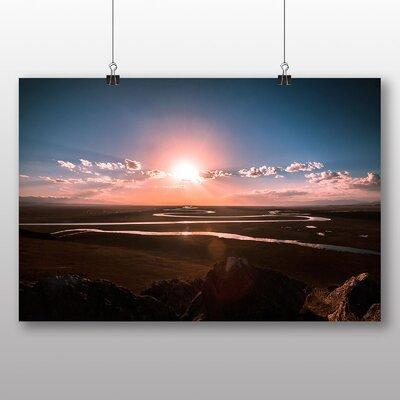 Big Box Art Beautiful Sunrise No.6 Photographic Print