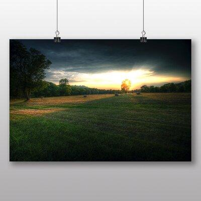 Big Box Art 'As the Sun Goes Down No.1' Photographic Print