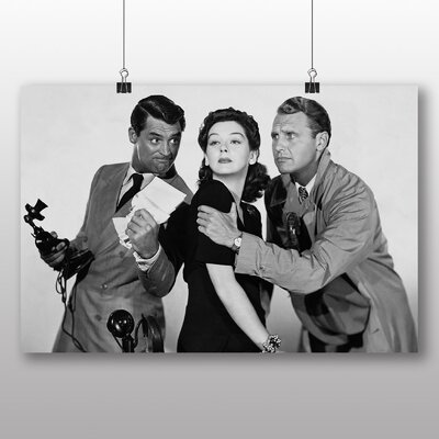 Big Box Art Cary Grant No.2 Photographic Print on Canvas