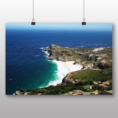Big Box Art Cape of Good Hope Cape Town South Africa Photographic Print on Canvas