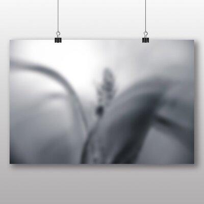Big Box Art 'Black and White Abstract Blur No.1' Photographic Print